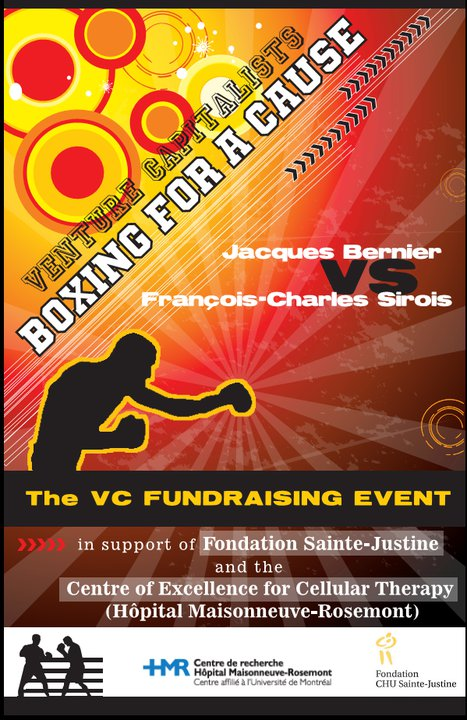Venture Capital Fundraiser