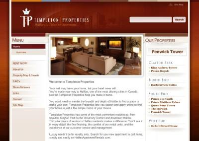 Templeton Properties