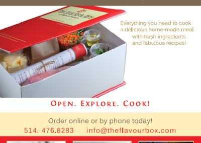 Flavour Box