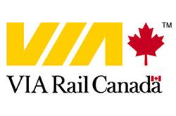 VIA Rail - Freelance writing & communications services Montreal